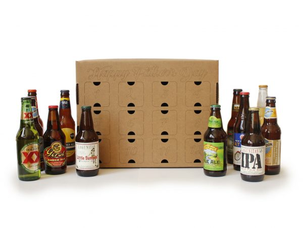 Father's Day beer blind box