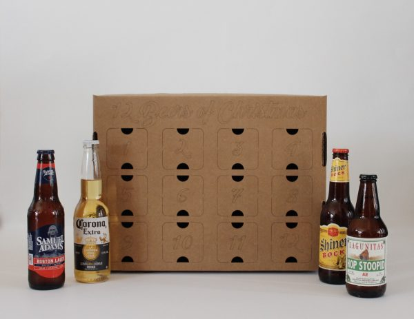 12 beer blind box